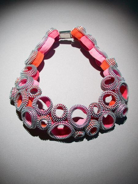 Zany Zipper Fashion Accessories