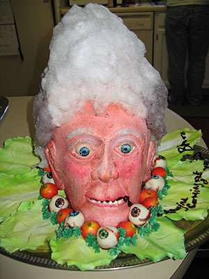 Macabre Cakes