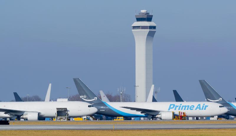 Expanded E-Commerce Cargo Fleets