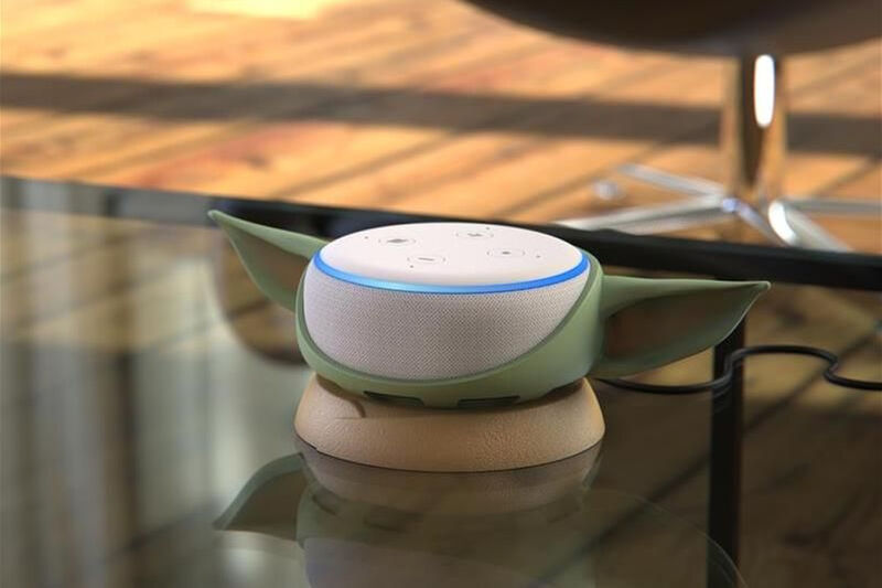 Sci-Fi Smart Speaker Stands