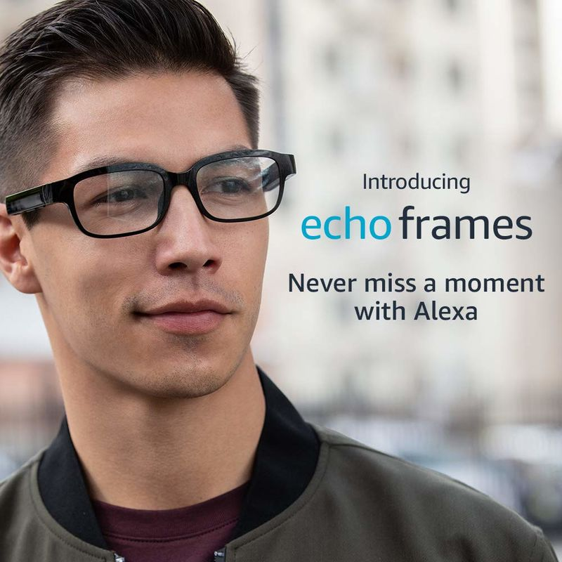 Image result for amazon echo frames