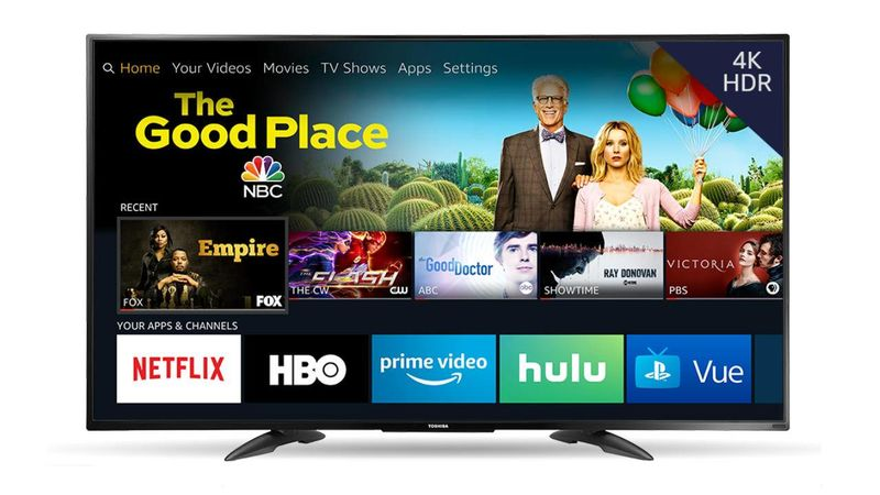 4K eCommerce Brand TVs