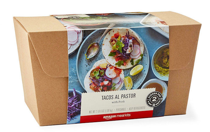 eCommerce Meal Kit Services