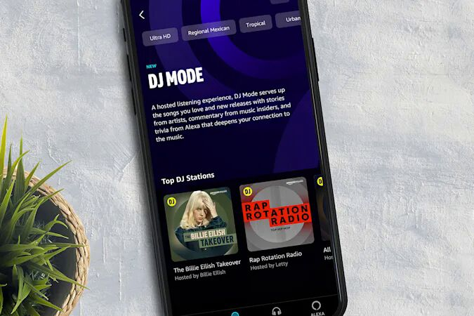 Radio-Inspired Streaming Experiences