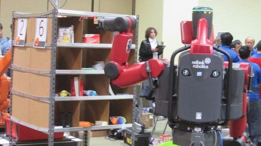 Warehouse Robotics Competitions
