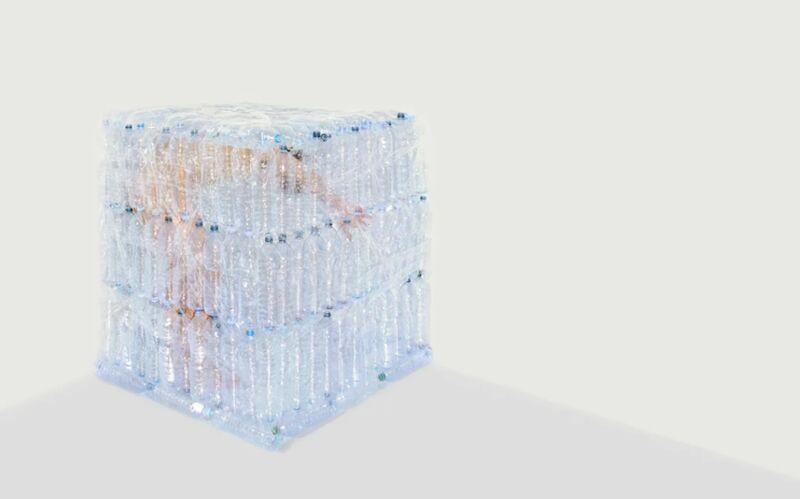 Disturbing Plastic Pollution Art Pieces