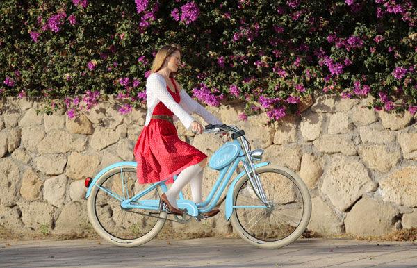 Girly Utility Bikes