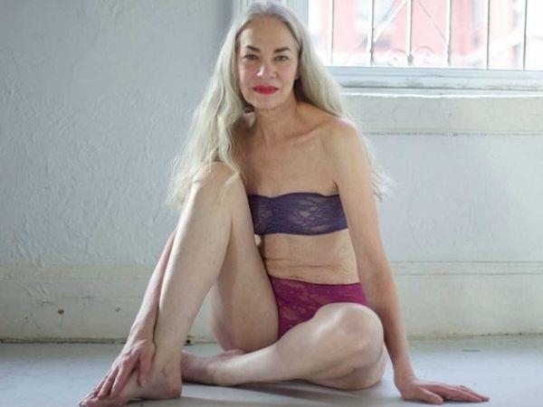 Ageless Underwear Ads