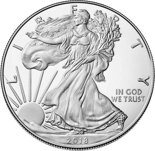 Patriotic Fine Silver Coins