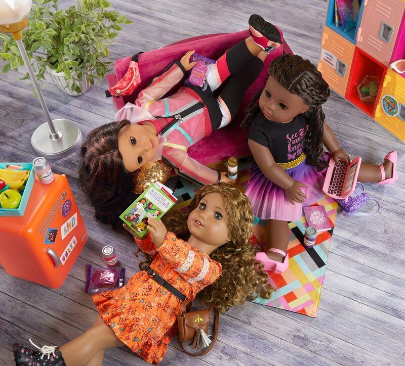 Inclusive Storytelling Dolls