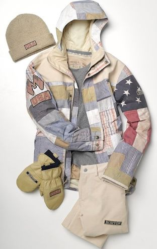 Patchwork Americana Sportswear  Americana Sportswear