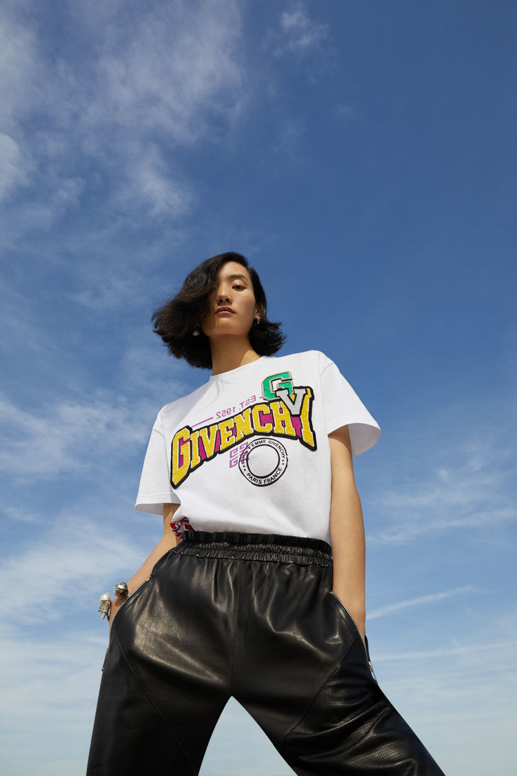 American Varsity-Themed Luxe Fashion