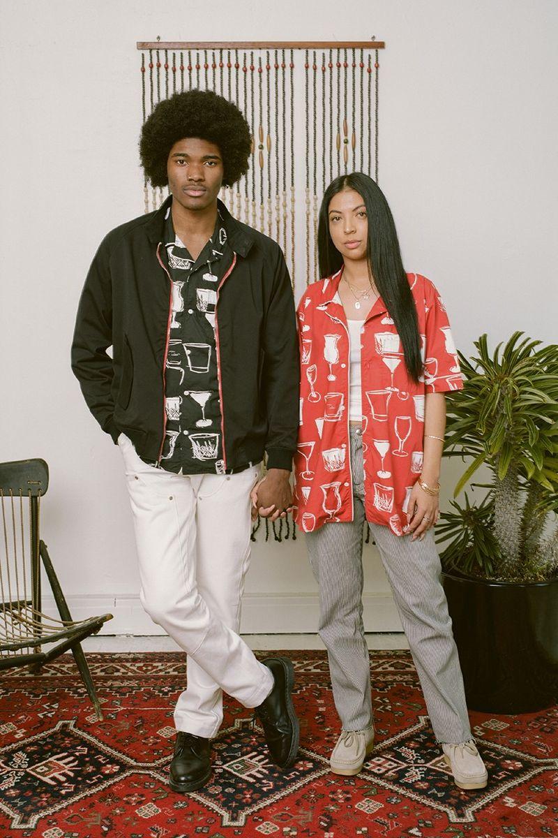 Stylish Contemporary American Workwear
