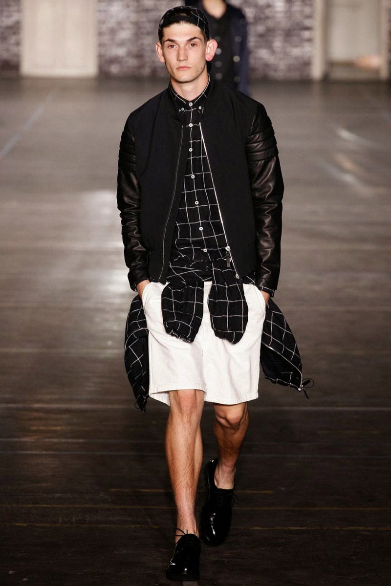 Urban Sophistication Streetwear : AMI Spring/Summer 2015