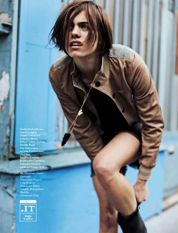 90s-Styled Grunge Editorials