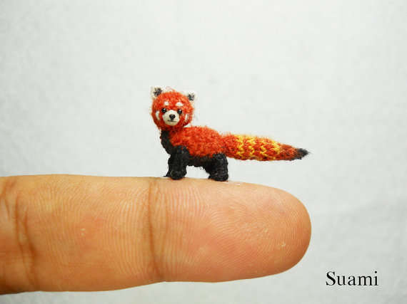 Tiny Amigurumi Animals