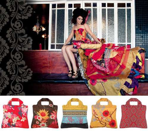 Vibrant Floral Couture