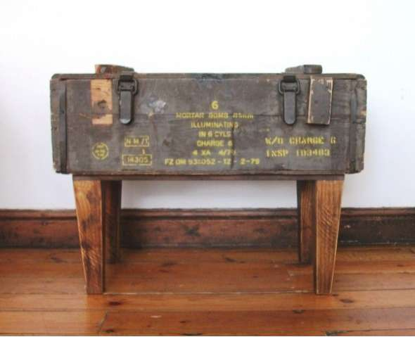 War-Ready Furniture