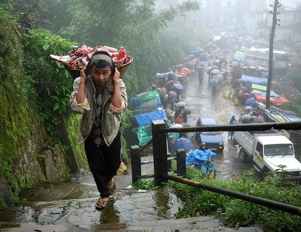Excessively Rainy Community Captures