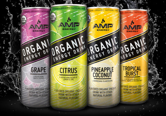Organic Energy Drinks