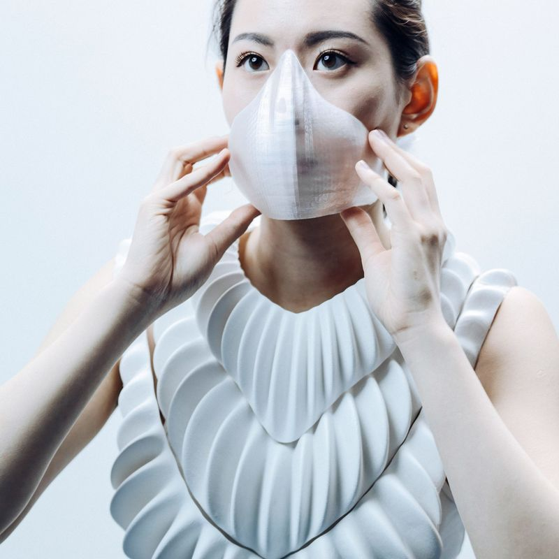 3D-Printed Amphibious Garments
