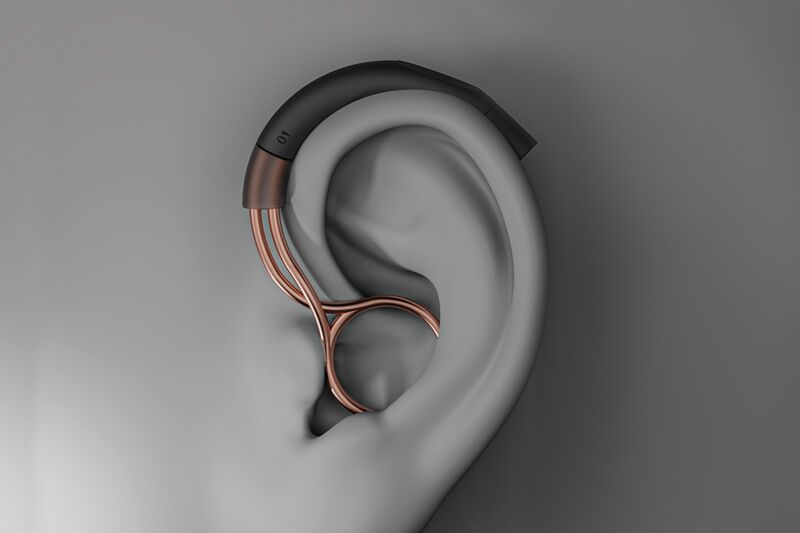 Modernized Aesthetics Hearing Aids
