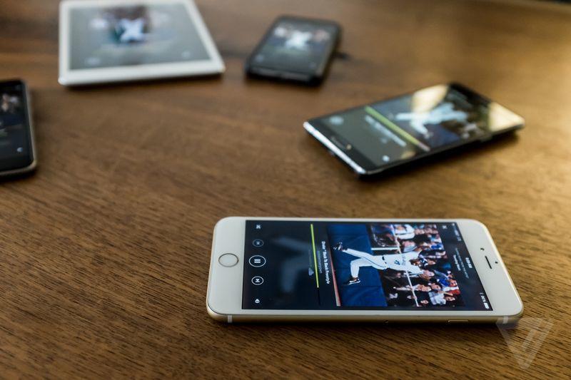 Speaker-Syncing Apps