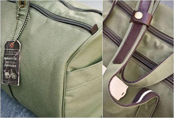 Subtle Modernized Duffle Bags