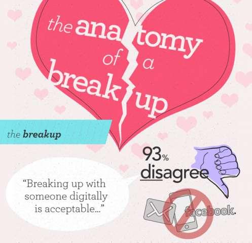 Breakup Analysis Infographics