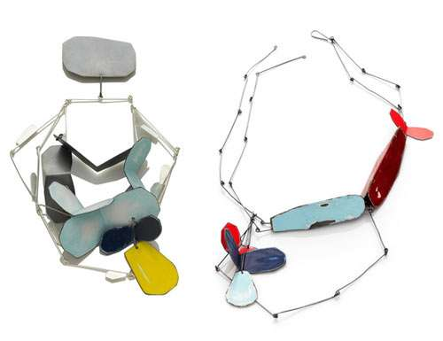 Eclectically Contemporary Accessories