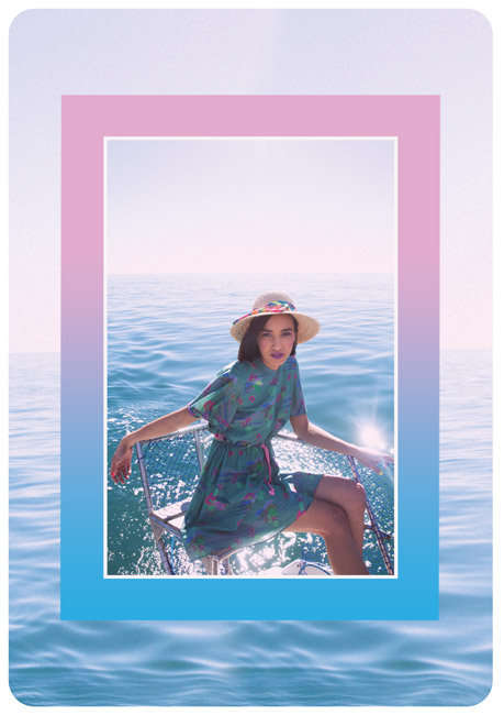 Sublime Summer Lookbooks