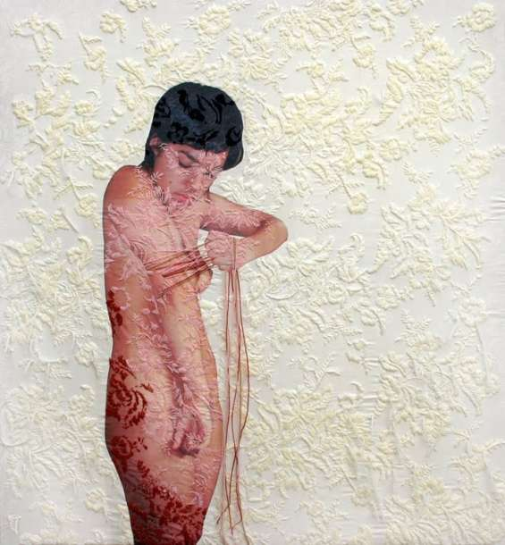 Unorthodox Embroidered Artworks
