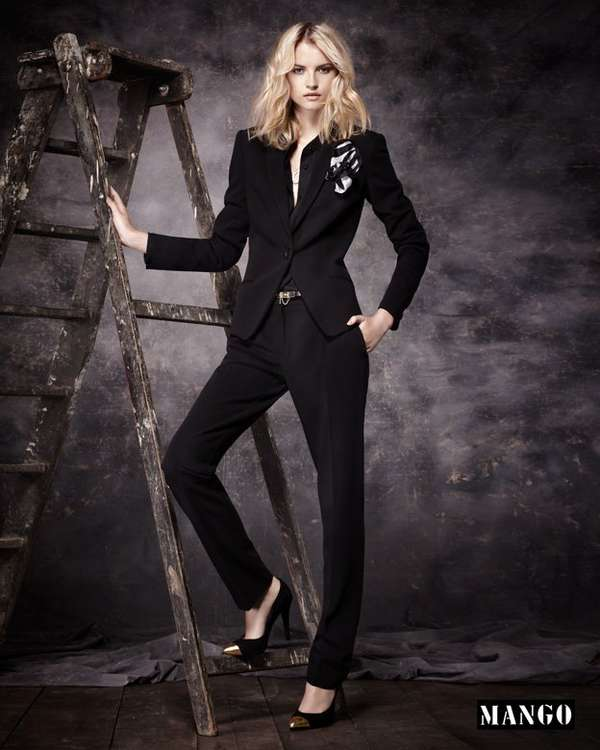 Sophisticated Suited-Up Shoots