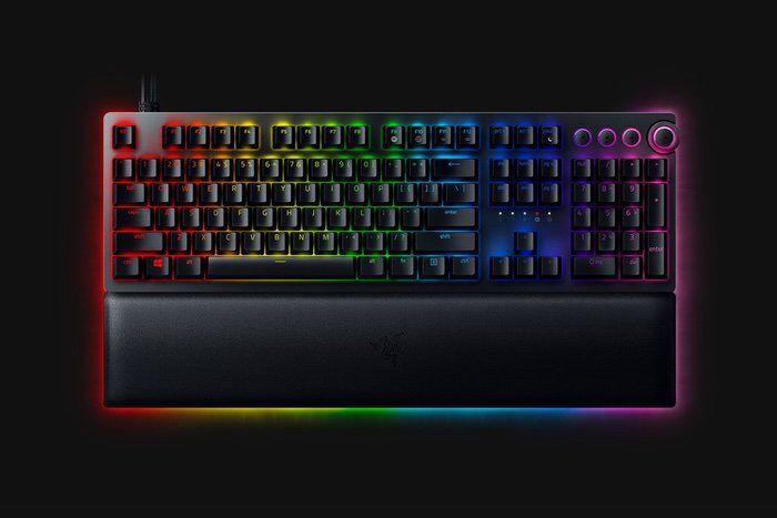 Adjustable Actuation Keyboards