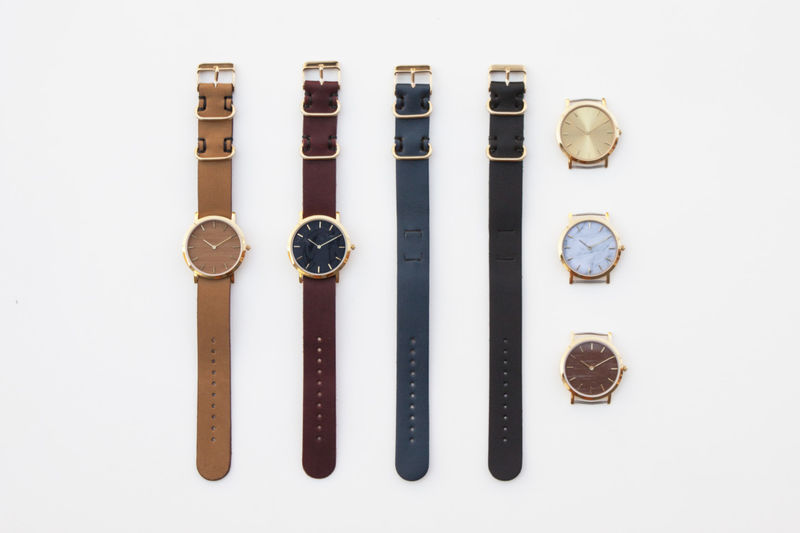 Interchangeable Band Timepieces