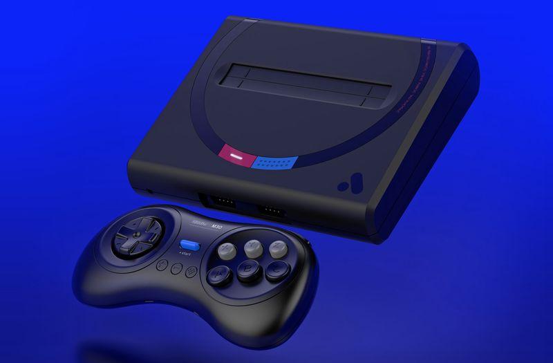 Nostalgic Game-Ready Consoles