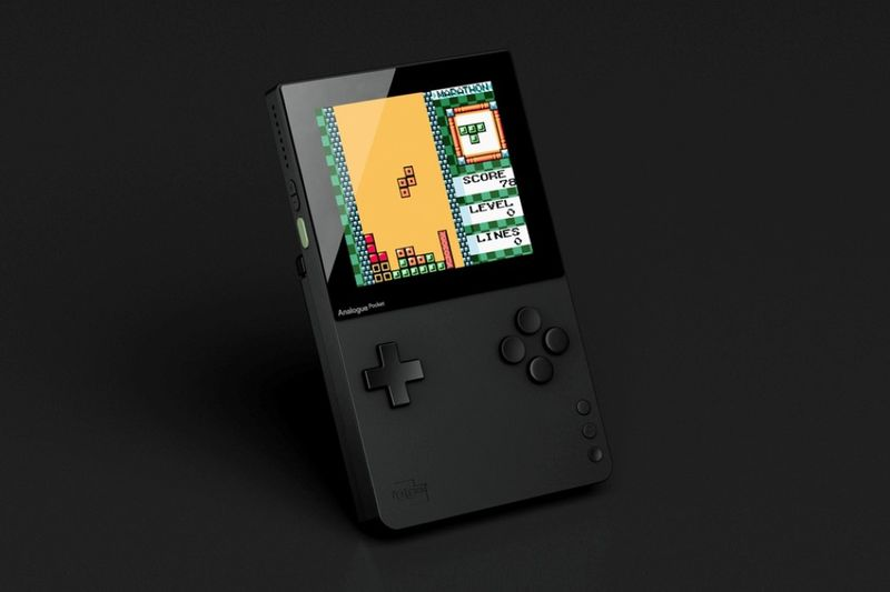 Music-Making Portable Gaming Consoles