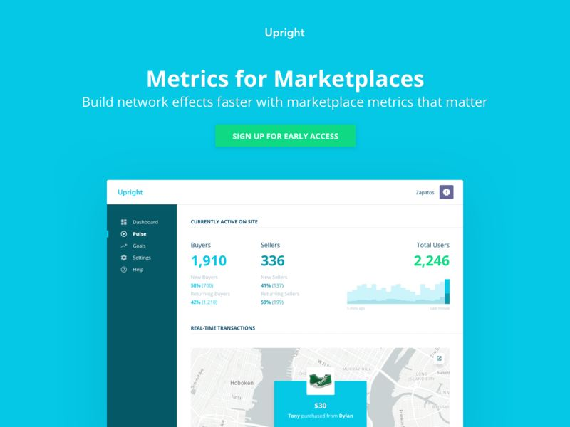 Marketplace Metrics Platforms