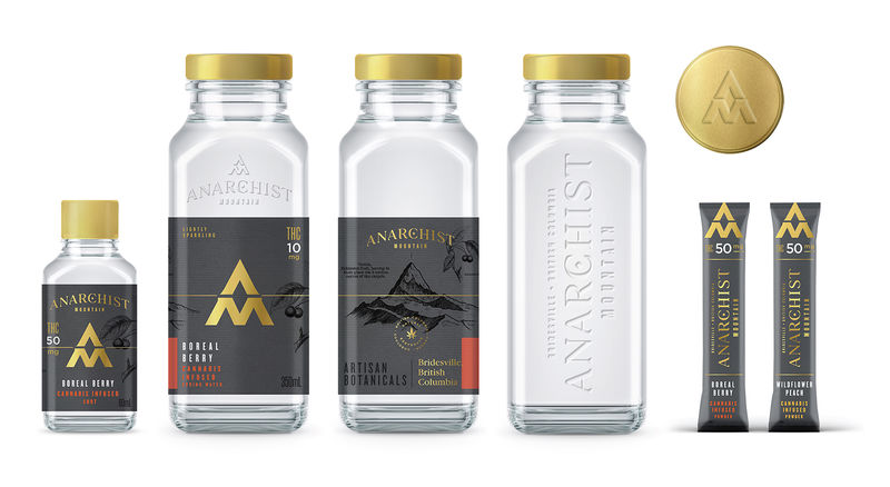 West Coast-Inspired Infused Beverages