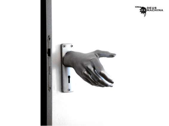 Anatomically Correct Doorknob