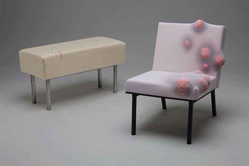 Anatomically Imperfect Furniture