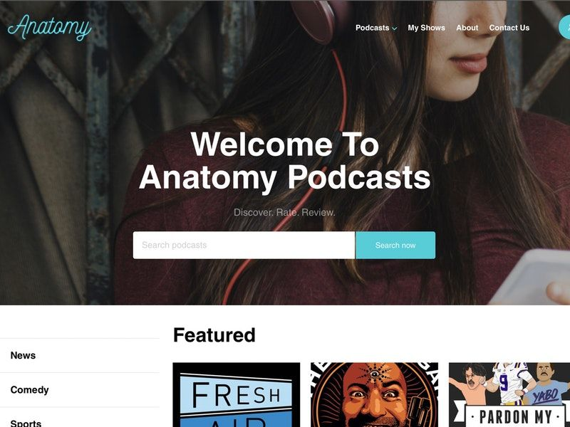 Podcast Discovery Platforms