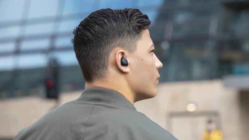 Adjustable Ambient Mode Earphones