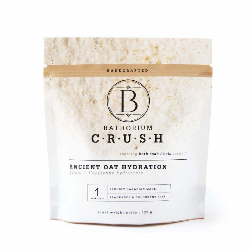 Hydrating Organic Bath Salts