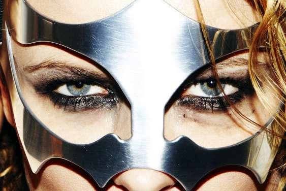 Fierce Metallic Masquerades