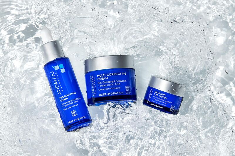 Deep-Hydration Skincare Products