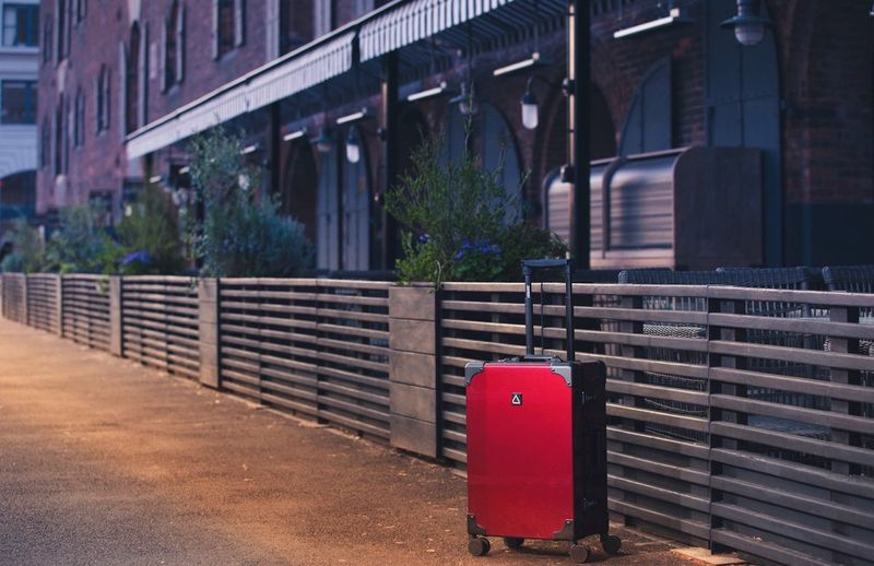 Retro-Inspired Carry-On Suitcases