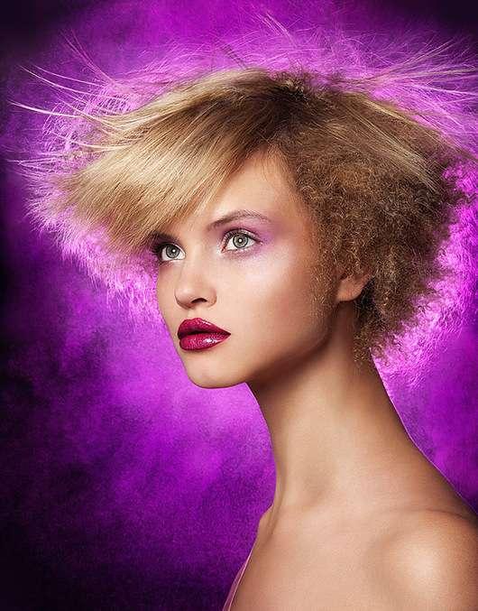 Purple Fashion Auras