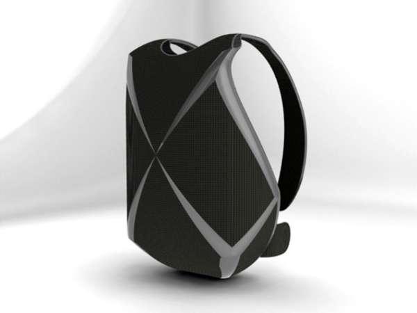 Рюкзак hi tech рюкзак exclusive с отделением для ноутбука purple butterflies