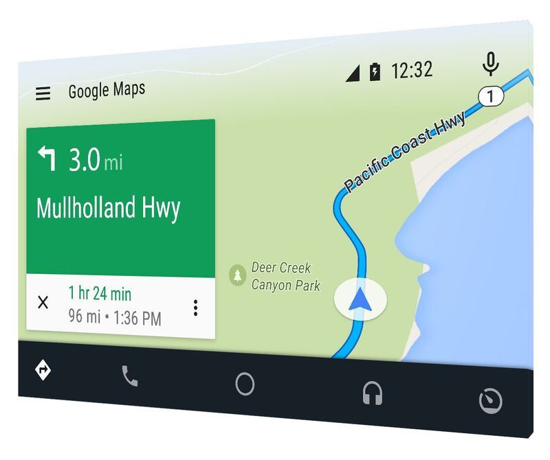 Distraction-Minimizing Driving Apps